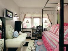 ideas for 23 year old girls bedroom 3quarter bed decked out rooms lights and themes hgtv