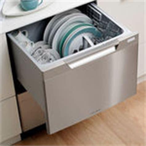 Single Drawer Dishwasher Reviews by Kitchenaid Single Drawer Dishwasher Kudd03stss