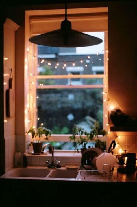 string lights in bedroom over window for the home indoor string light ideas part 2 of 3 birddog lighting