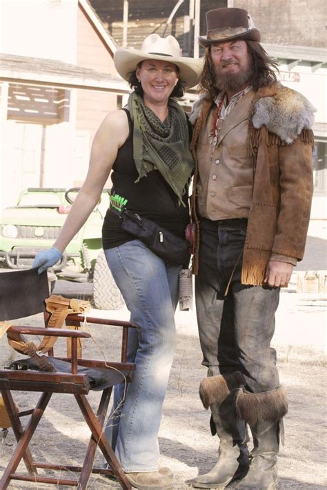 costume designer paula rogers  actor william shockley cowboy girl  style feature film