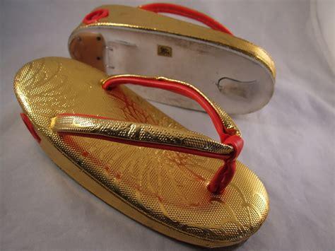 japanese sandal zori japanese kimono sandals geisha costume shoes size 9