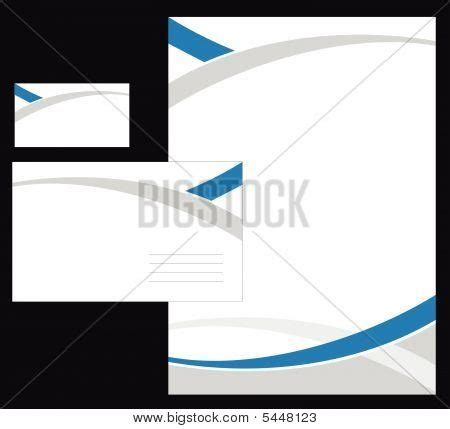 business card letterhead envelope vector vector background image cg5p448123c