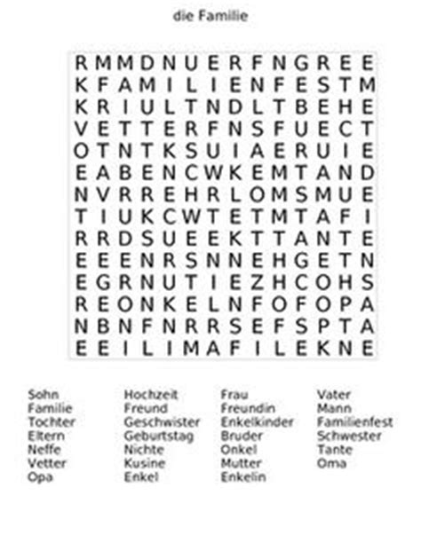 Search Germany German Word Search Puzzle Bundle 15 Different Puzzles Wi