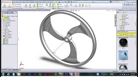 tutorial solidwork youtube solidworks bicycle wheel tutorial 22 youtube