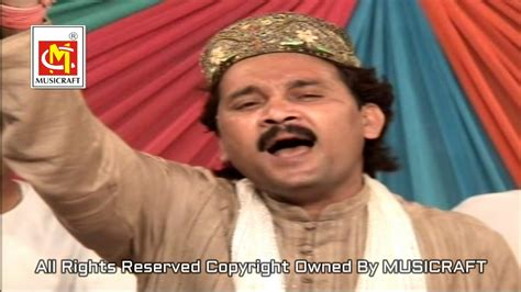 ashok zakhmi qawwali video palak zhuka lena diwane ashok zakhmi original video
