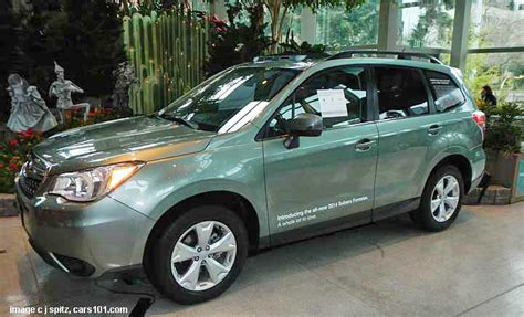 Subaru Forester Jasmine Green 2017 Ototrends Net