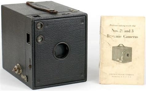 no.3 brownie camera model b