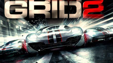 full hd video race 2 grid 2 full hd papel de parede and planos de fundo
