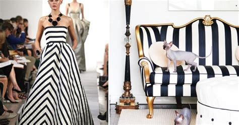 8 Answers About How To Be Runway Fabulous Without The Runway by Lush Fab Glam Blogazine Black And White Stripes From The