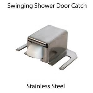 shower door catch m6014 shower door catch stainless w tip m 6014