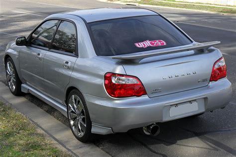 subaru rs 2004 2004 subaru impreza 2 5 rs sport wagon automatic us