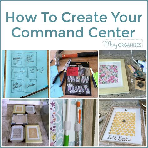 how to your commands how to create your command center creatingmaryshome