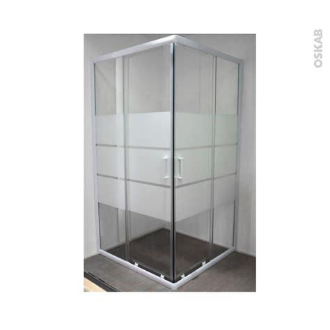 porte de coulissante 70 cm porte de coulissante elie angle 80x80 cm verre s 233 rigraphi 233 oskab