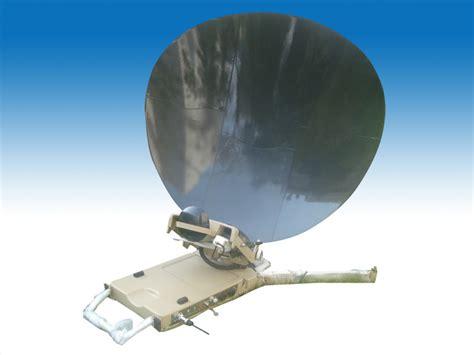 probecom  flyaway carbon fiber antenna auto tracking