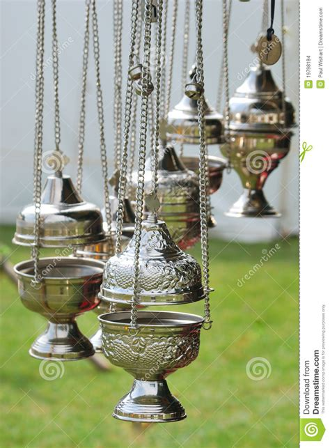 incense swinging burner incense burners stock photo image of religion group