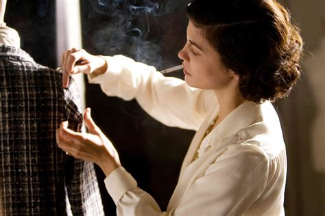 the film coco before chanel audrey tautou swing fashionista