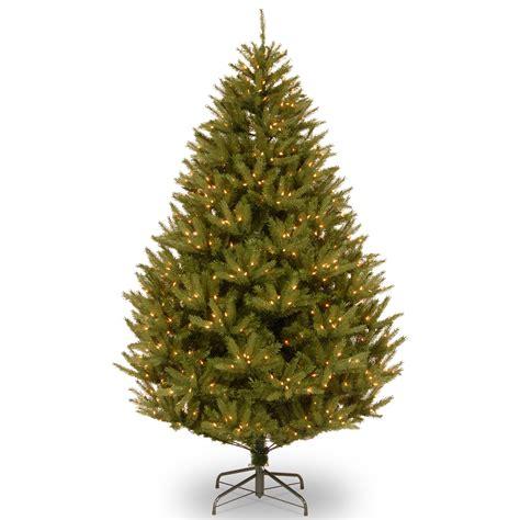 national tree company 7 5 ft rocky ridge sliim pine tree