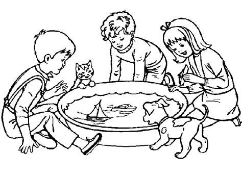 dibujos infantiles para colorear del verano maestra de infantil dibujos para colorear el verano