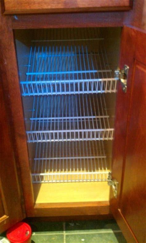 repurpose wire shelves diy home improvement diy door