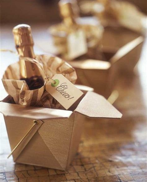new year favors ideas favors centerpieces and bridal shower on
