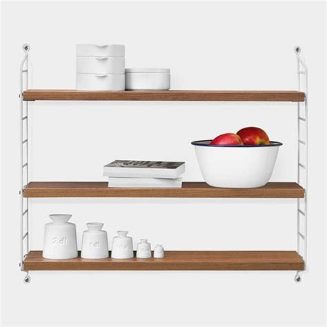 String Pocket Shelf by 17 Best Images About New House Space Savers On