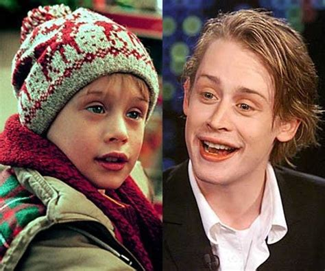 home alone cast now kevin macaulay culkin home alone actors then and now
