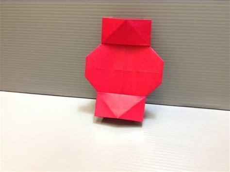 Origami Japanese Lantern - origami lantern