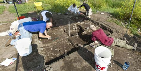um archaeologists unearth buffalo soldiers artifacts