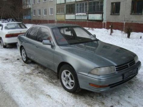 1994 Toyota Camry 1994 Toyota Camry Pictures 1800cc Gasoline Ff