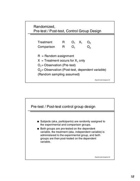 experimental design covariance matrix experimental design