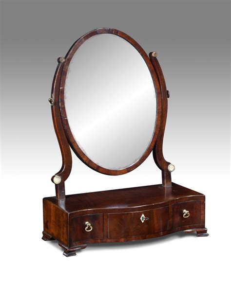 Small Desk Mirror Small Antique Dressing Table Mirror Georgian Toilet Mirror Antique Mirrors Uk Antique