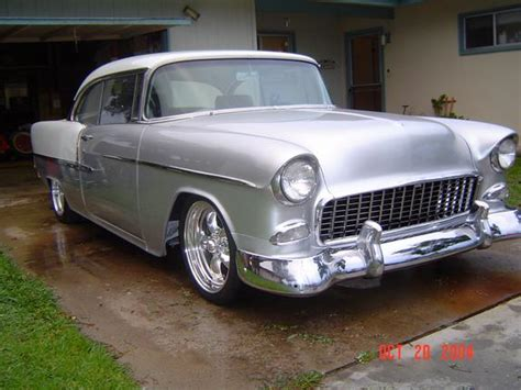 another 55belair 1955 chevrolet bel air post photo 5065090
