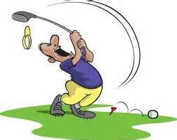 cartoon golf swing are you struggling with the four magic moves