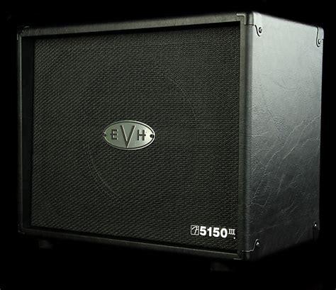 evh 5150 iii 1x12 cabinet evh 5150iii 1x12 quot lifier speaker cabinet black