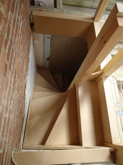 how to build stairs in a small space 1000 images about attic on pinterest stair design