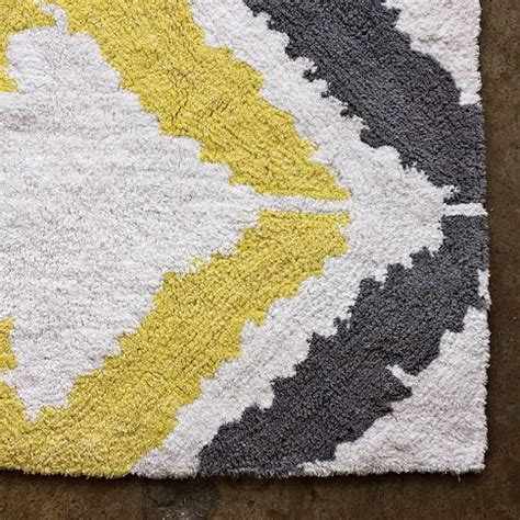 yellow and grey bath rug tali bath mat i grey and yellow together for the homes i will gray
