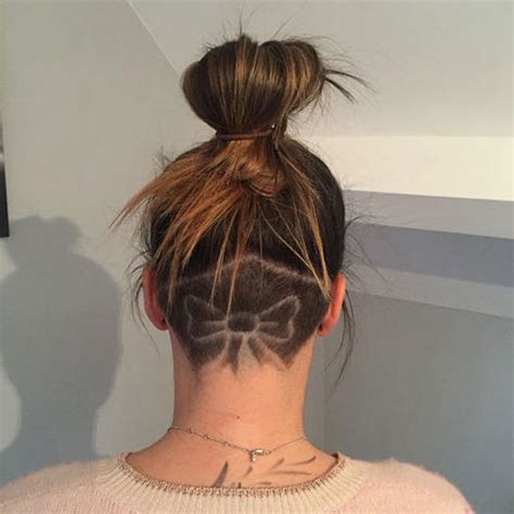 shape public hair the undercut is the fit girl hair trend you need to try