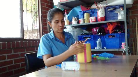 como hacer un tambor como hacer un tambor con material reciclado youtube