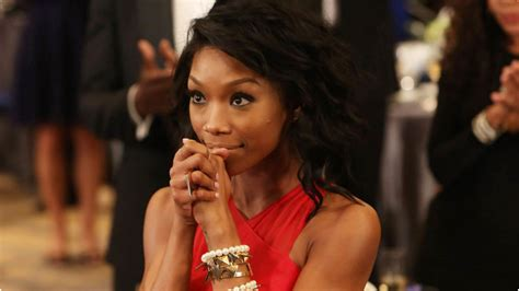 brandy new hairstyles on the game dish brandy s new bet show beyonce s controversial new