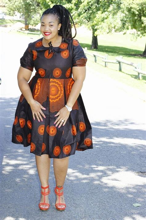 big gals rock ankara buba pix fashion tips for plus size women makeup and beauty