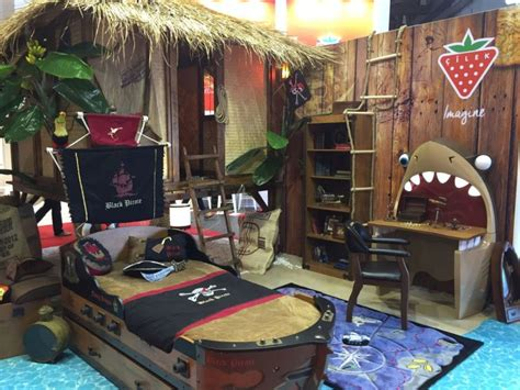 pirate themed bedroom ideas fun and playful furniture ideas for kids bedrooms