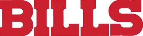 buffalo bills 2011 pres wordmark logo iron on stickers fully colored buffalo bills logo iron on