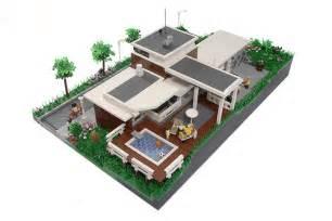 Big House Plans Huis Ter Dijk A Lego Modernist House