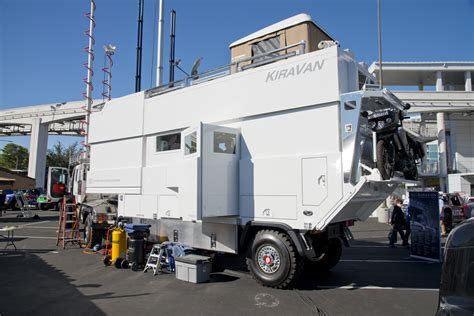 survival truck kiravan the ultimate survival vehicle recoil offgrid