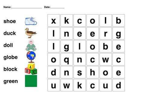 printable games online free printable easy word puzzle games learning english