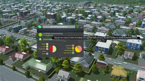 Office Zone Cities Skylines Cities Skylines Guide How Residential Zones Work