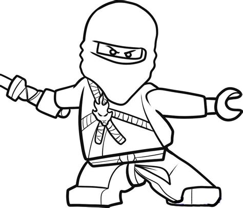 Lego Ninjago Coloring Pages Free Printable Pictures Free Printable Lego Ninjago Coloring Pages