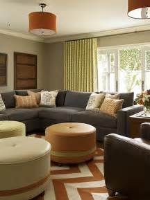 Living Room Ideas With Grey Sofa Gray Sectional Contemporary Living Room Artistic Designs For Living