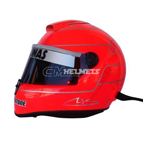 Helm Helmet michael schumacher 2010 f1 replica helmet size cm helmets