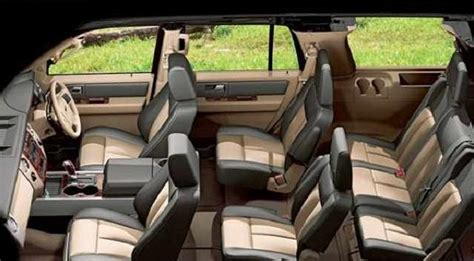ford expedition interior 2016 2016 ford expedition review engine price